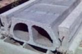 E-gerendák, beton béléstestek akciója