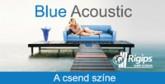 Rigips Blue Acoustic tűzálló, hanggátló gipszkarton 12,5mm