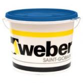 Weber.pas SilicaSOL vékonyvakolat III.színcsoport