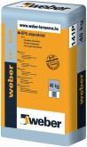 Weber Terranova KPS alapvakolat 141G gépi alapvakolat 40/1